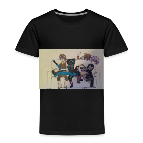 Nep and Friends - Toddler Premium T-Shirt