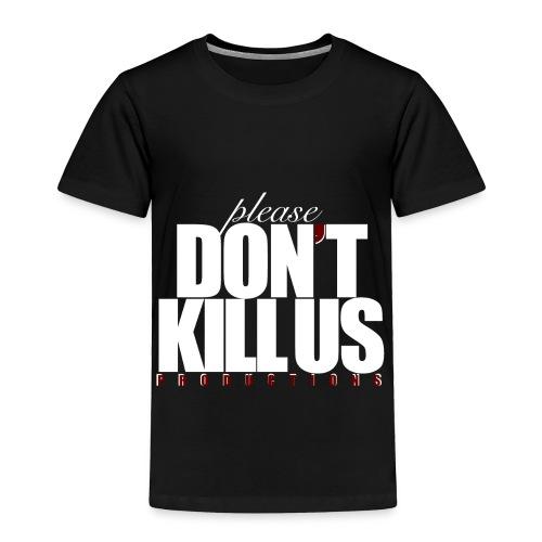 PDKUP White Logo - Toddler Premium T-Shirt