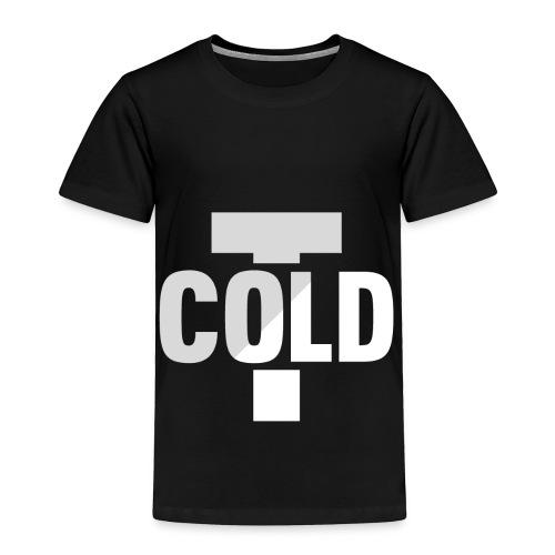 TeamCold Official Merch - Toddler Premium T-Shirt
