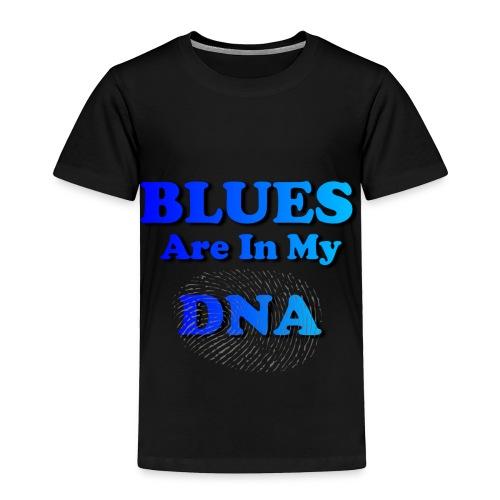 Blues DNA - Toddler Premium T-Shirt