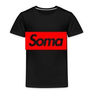 Soma Shirt red - Toddler Premium T-Shirt