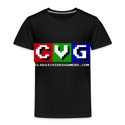 CVG Logo - Toddler Premium T-Shirt