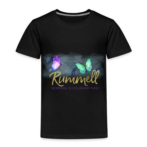 Rummell Memorial Scholarship Fund - Toddler Premium T-Shirt