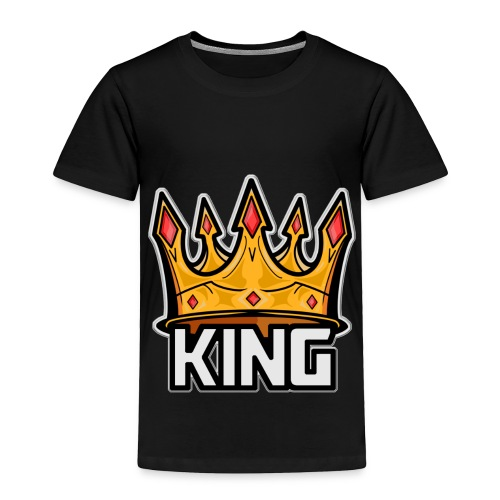 The Great Hero King - Toddler Premium T-Shirt