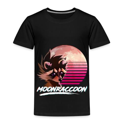 Moonraccoon - Toddler Premium T-Shirt