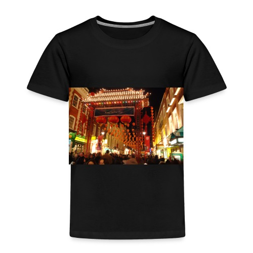 CNY Nights - Toddler Premium T-Shirt