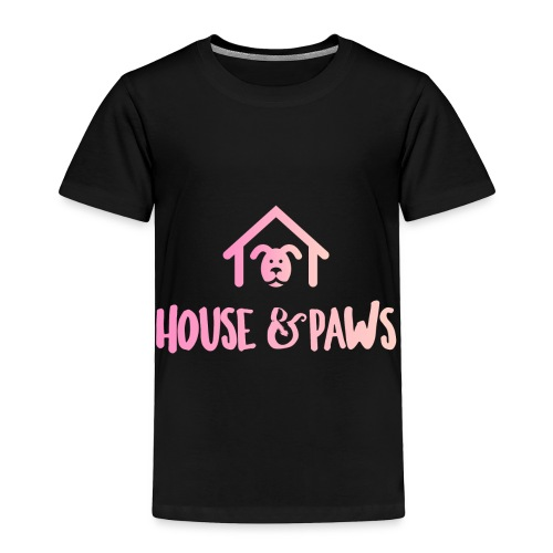 House & Paws Design - Toddler Premium T-Shirt