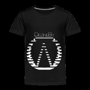 #Dezinebyow - Toddler Premium T-Shirt