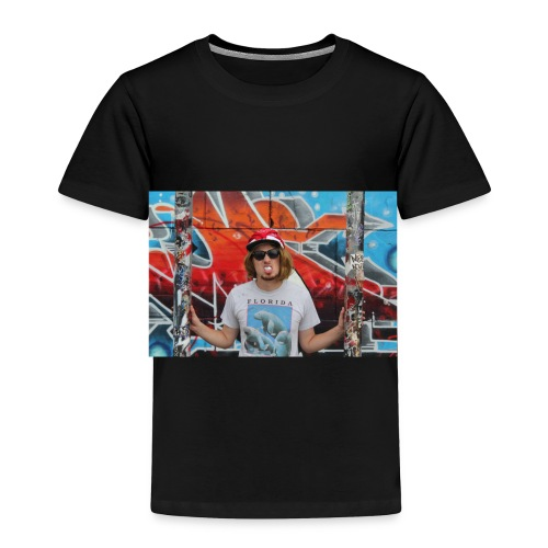 The Graffiti Collection - Toddler Premium T-Shirt