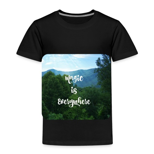 magic1 - Toddler Premium T-Shirt
