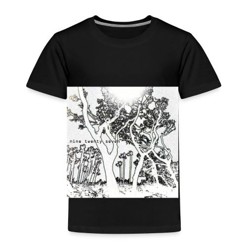 Nine Twenty Seven - Trees - Toddler Premium T-Shirt