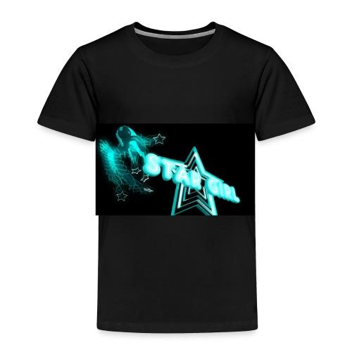 STAR GIRL Baby Blue - Toddler Premium T-Shirt