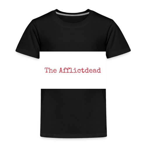 The Afflictdead Logo - Toddler Premium T-Shirt