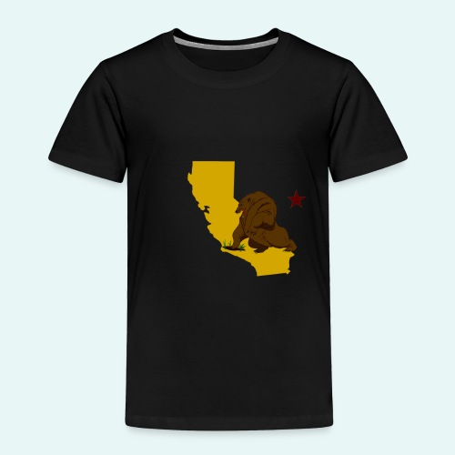 New California - Toddler Premium T-Shirt