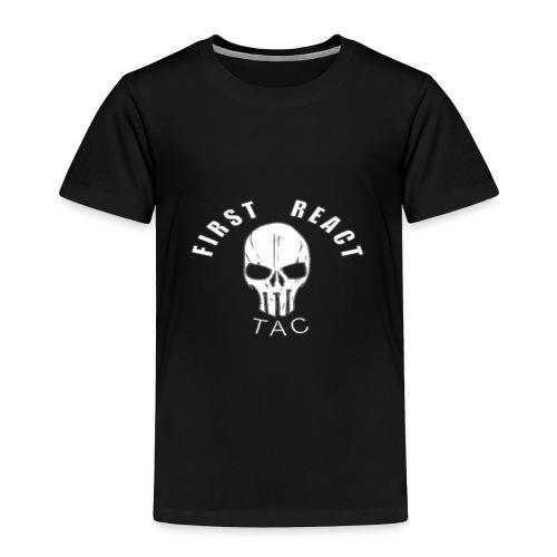 First React Tac Logo - Toddler Premium T-Shirt