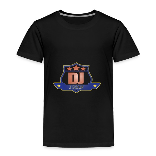 DJ_J_Soup_Blue - Toddler Premium T-Shirt