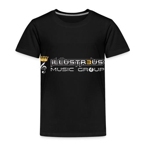ILLUSTR3US MUSIC GROUP - Toddler Premium T-Shirt