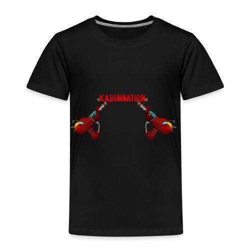 KadinNation raygun shirt - Toddler Premium T-Shirt