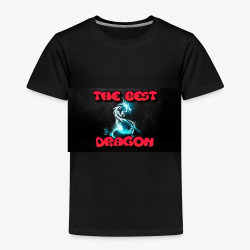 The best dragon - Toddler Premium T-Shirt