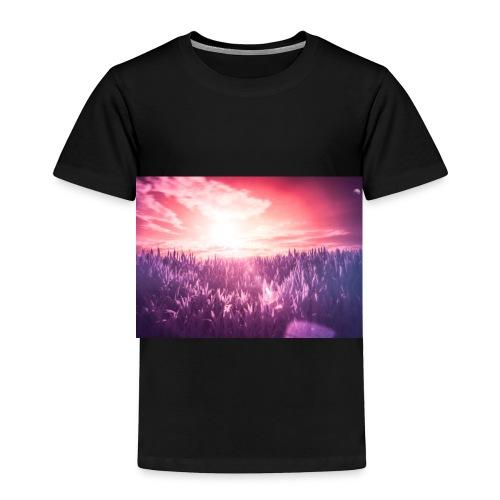 Beautiful Evening - Toddler Premium T-Shirt