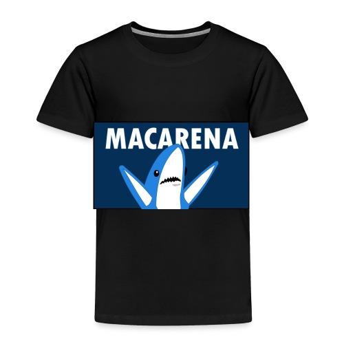 macarena shark - Toddler Premium T-Shirt