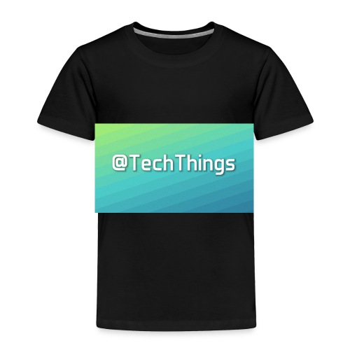 TechThings - Toddler Premium T-Shirt