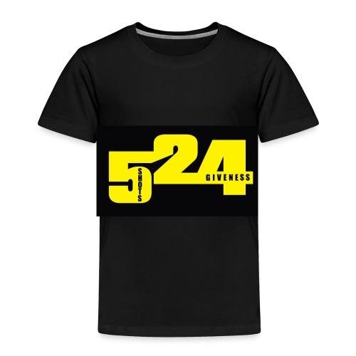 524 - Toddler Premium T-Shirt
