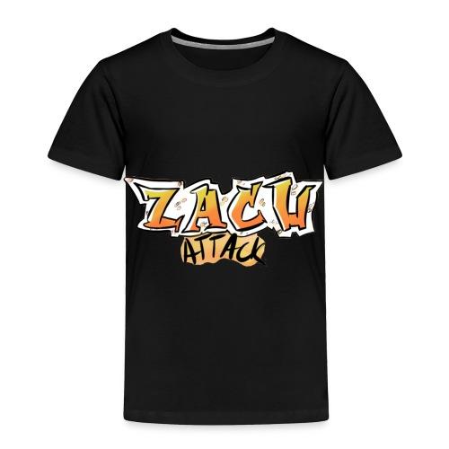 ZachAttack Classic (T-Shirt) - Toddler Premium T-Shirt