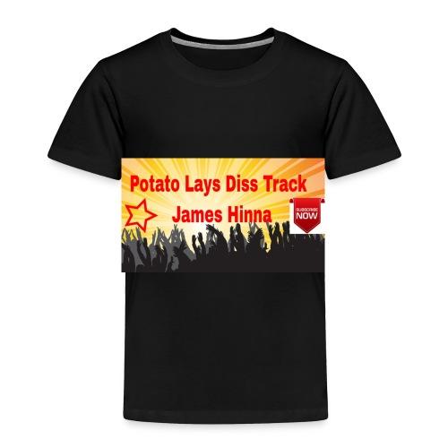 HighKeyLit Merch drop !!!! - Toddler Premium T-Shirt