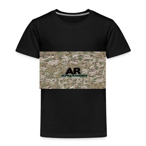 Alpha Ranger Apperal - Toddler Premium T-Shirt