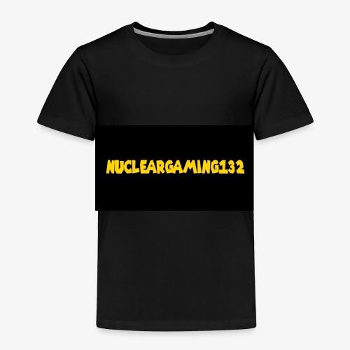 NuclearGaming132 - Toddler Premium T-Shirt