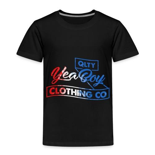 Yeaboy Clothing - Toddler Premium T-Shirt