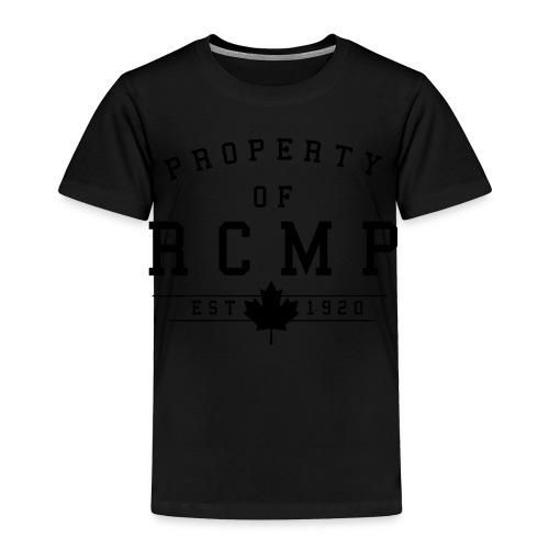 RCMP - Toddler Premium T-Shirt