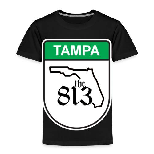 Tampa Toll - Toddler Premium T-Shirt