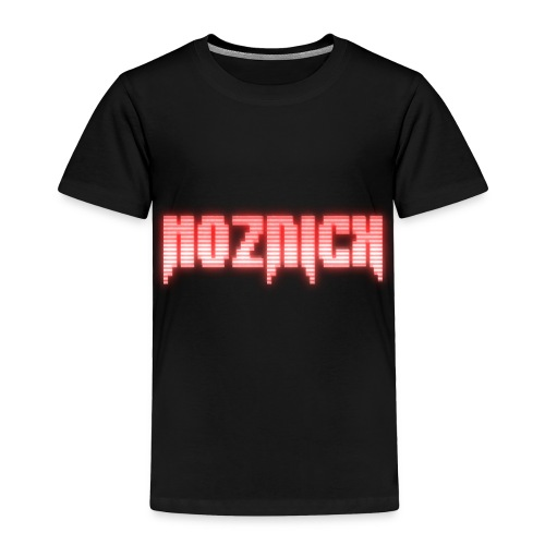 TEXT MOZNICK - Toddler Premium T-Shirt
