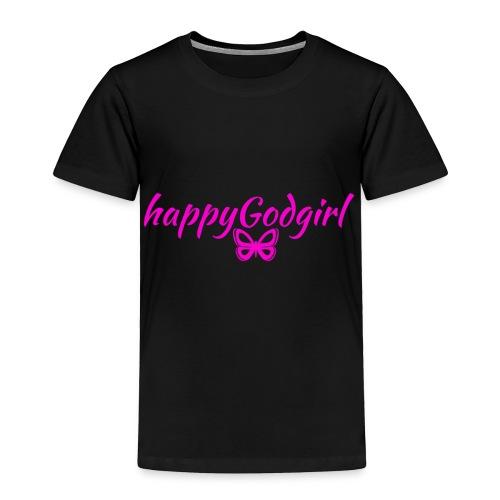 HappyGodGirl - Toddler Premium T-Shirt