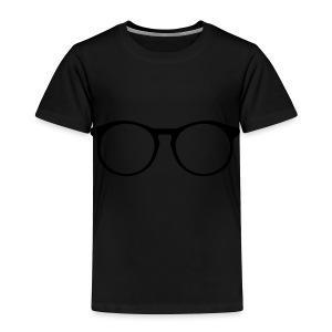 glasses - Toddler Premium T-Shirt