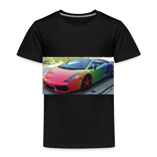 Lamborghini long sleeve - Toddler Premium T-Shirt