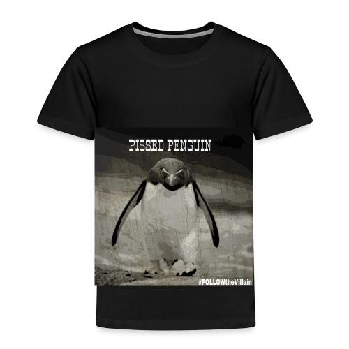 Pissed Penguin - Toddler Premium T-Shirt
