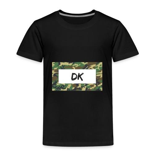 Camo - Toddler Premium T-Shirt
