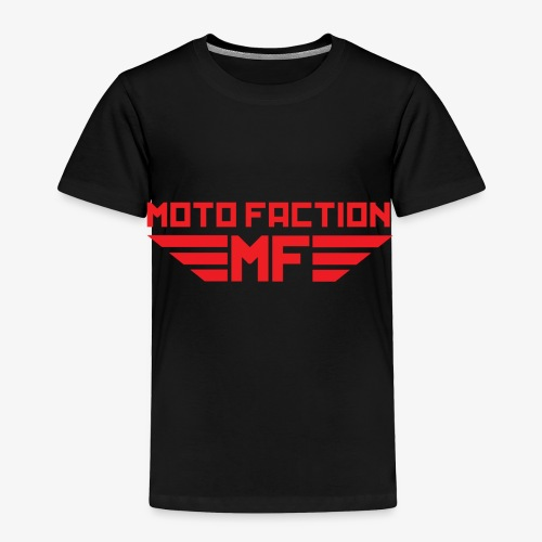 MotoFaction Logo - Toddler Premium T-Shirt