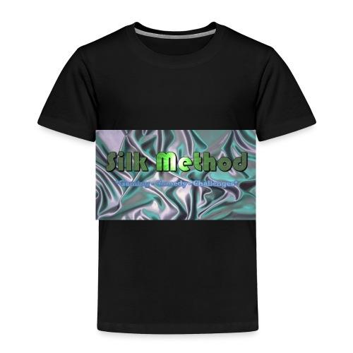 silk method - Toddler Premium T-Shirt
