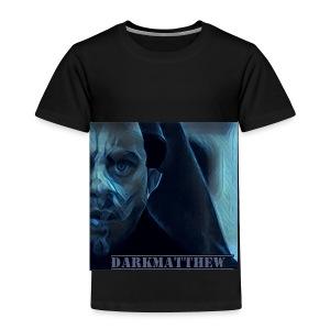 Dark Matthew - Toddler Premium T-Shirt