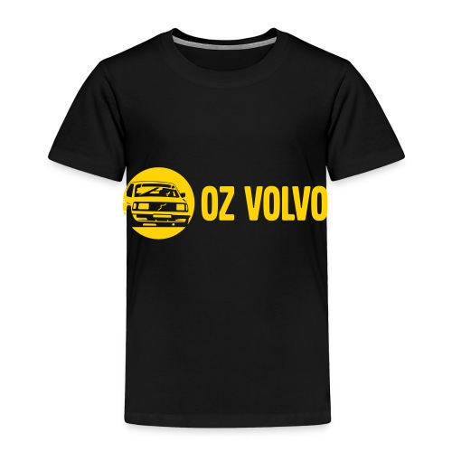 OzVolvo Logo - Toddler Premium T-Shirt