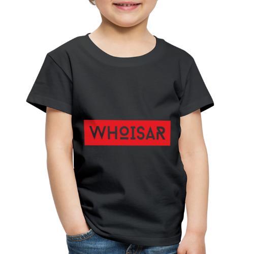 Logo Transparent Background - Toddler Premium T-Shirt