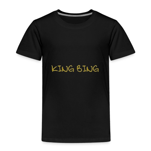 King Bing - Toddler Premium T-Shirt