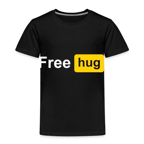 Free HUG - Toddler Premium T-Shirt