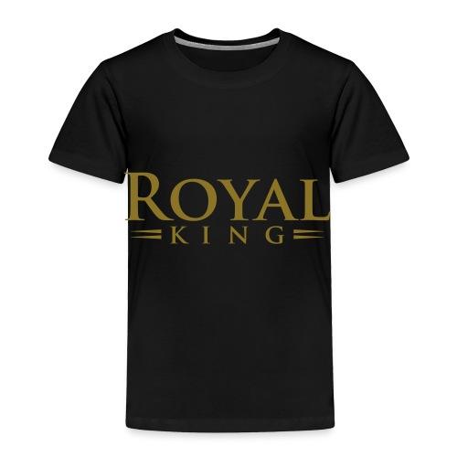 Royal King - Toddler Premium T-Shirt