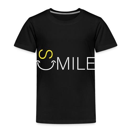 SMILE 7 - Toddler Premium T-Shirt