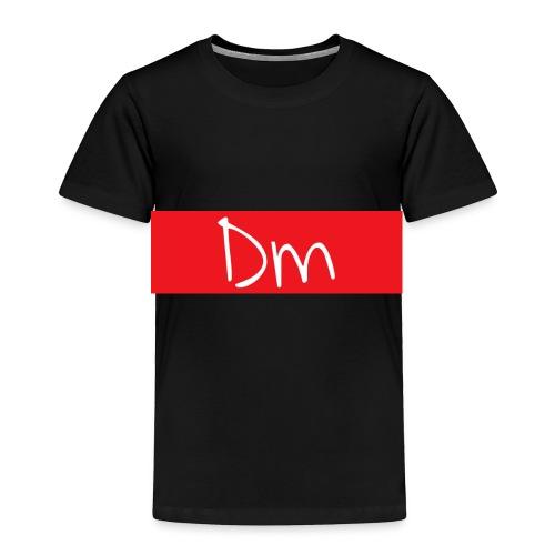 Dm Box Logo - Toddler Premium T-Shirt